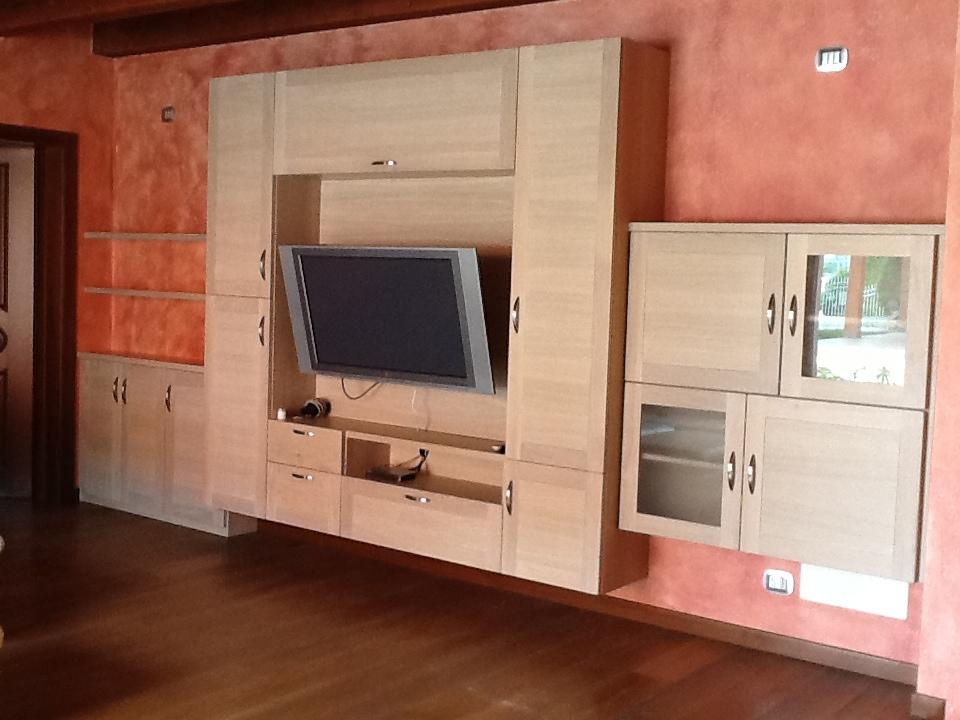Mobili in legno per sala fadini mobili cerea verona