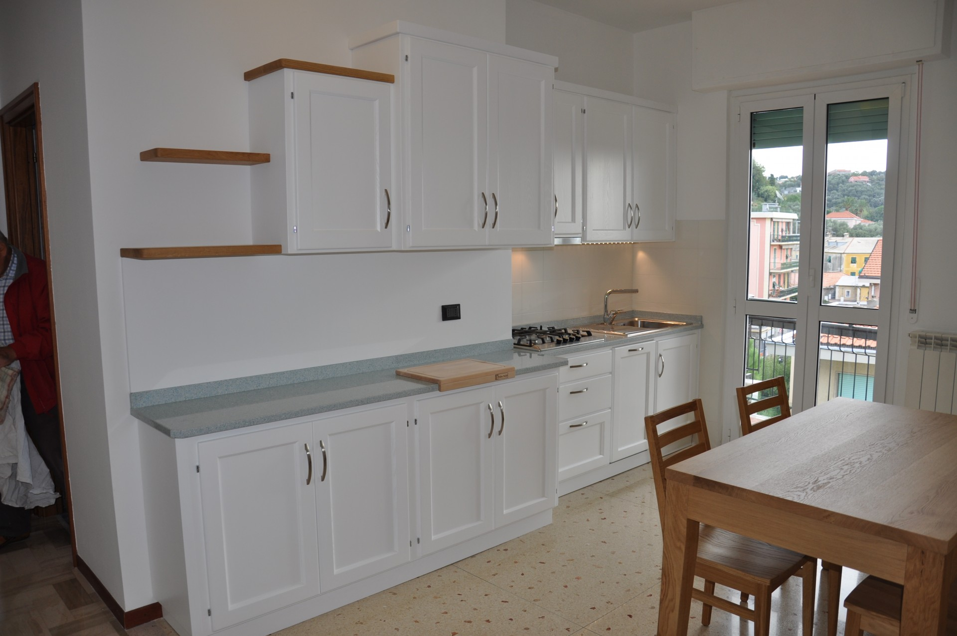 Cucine moderne fadini mobili cerea verona - Top cucina su misura ...