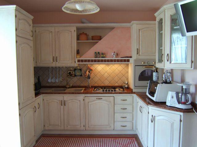Cucina country in rovere | Fadini Mobili Cerea Verona