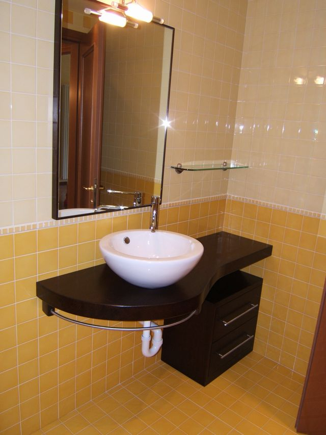 Mobili per bagno  Cucine e arredamenti su misura  Cucine country e ...