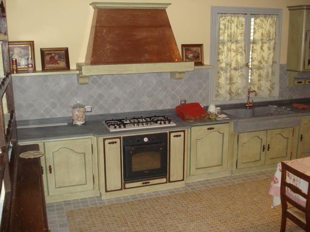 Awesome Cappa Per Cucina A Legna Gallery - Home Interior Ideas ...