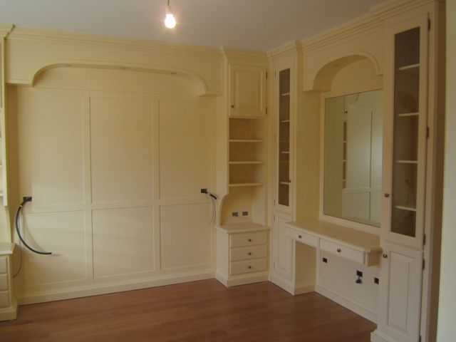 Progettazione arredamenti su misura fadini mobili cerea - Camera da letto con boiserie ...