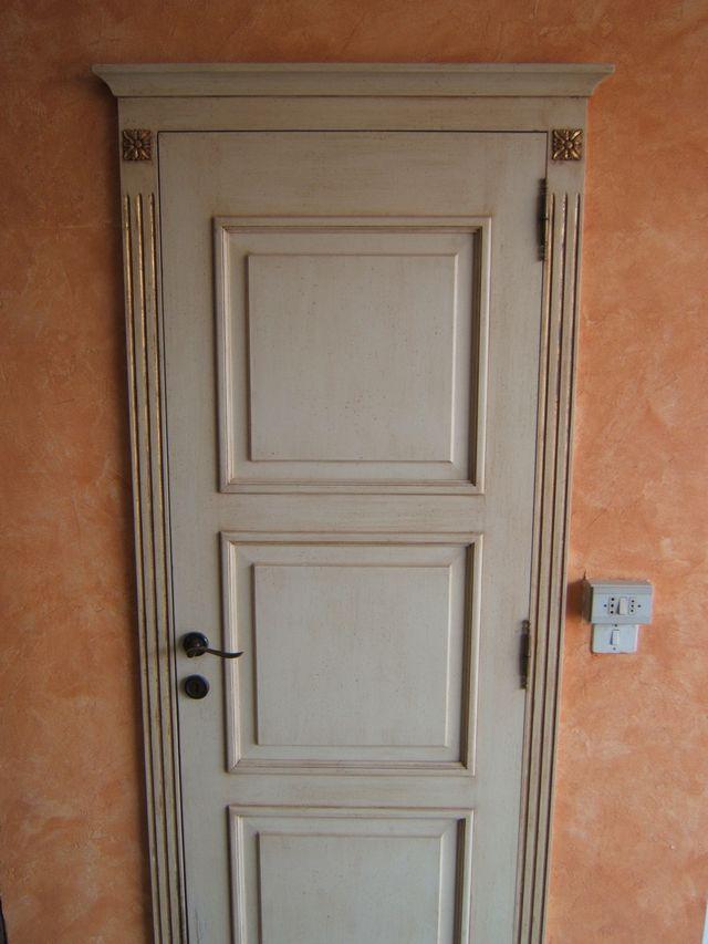 Porte per interni fadini mobili cerea verona - Porte laccate avorio ...