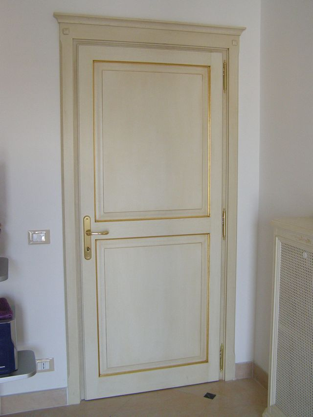 Porte per interni fadini mobili cerea verona - Porte decorate per interni ...