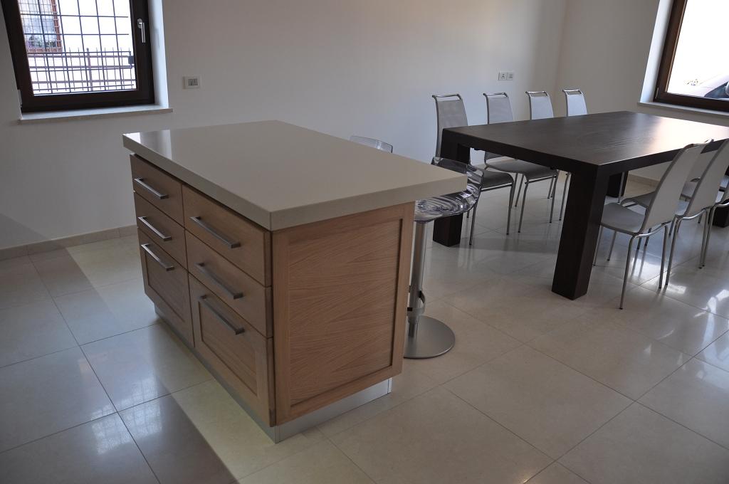 Cucine moderne fadini mobili cerea verona - Isole da cucina ...