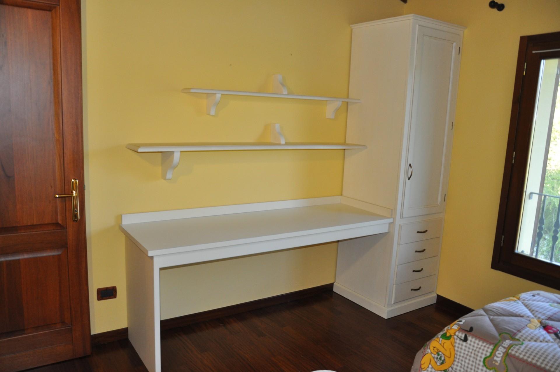 Camere bambino fadini mobili cerea verona - Camerette bambini legno naturale ...