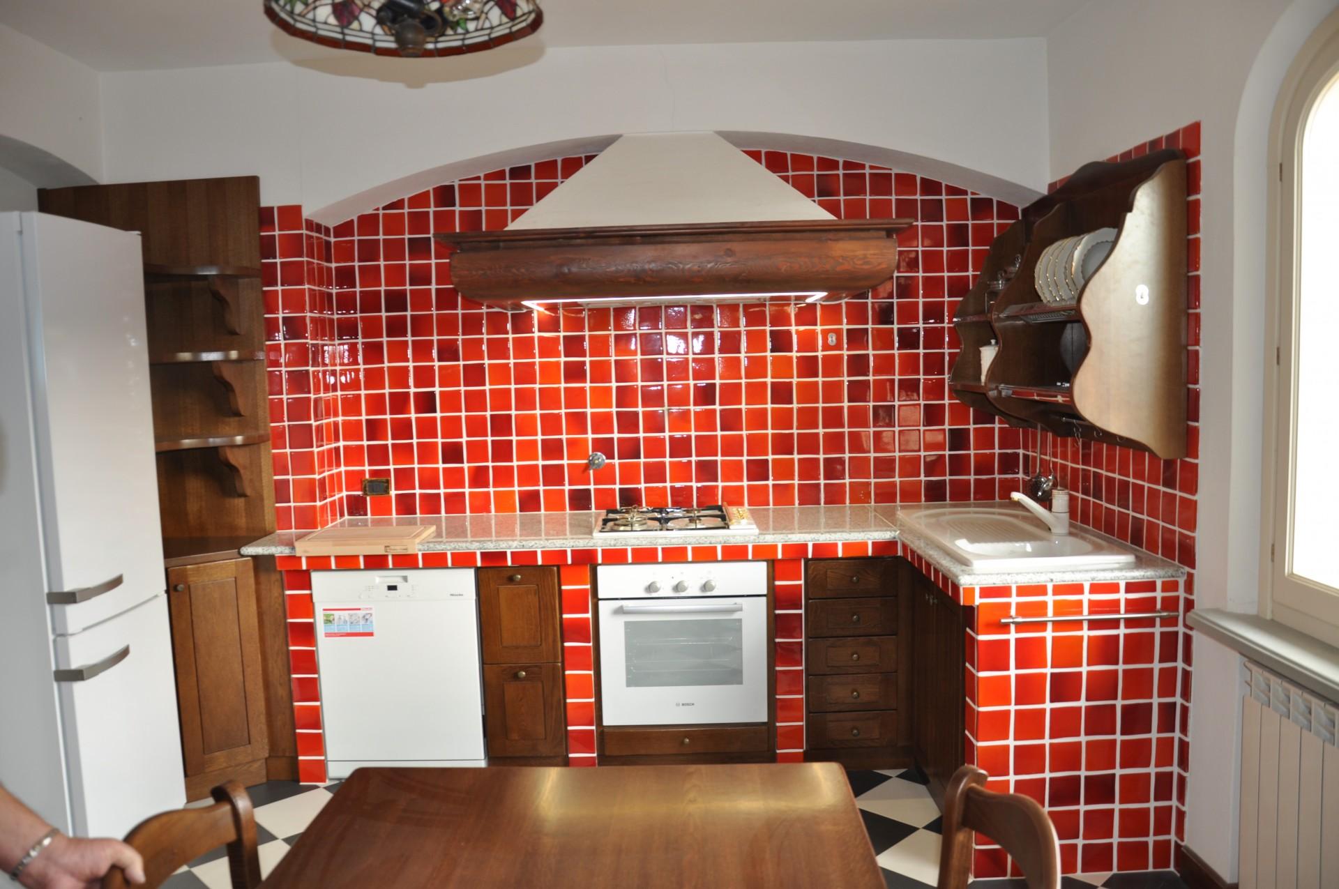 Cucina in muratura. | Fadini Mobili Cerea Verona