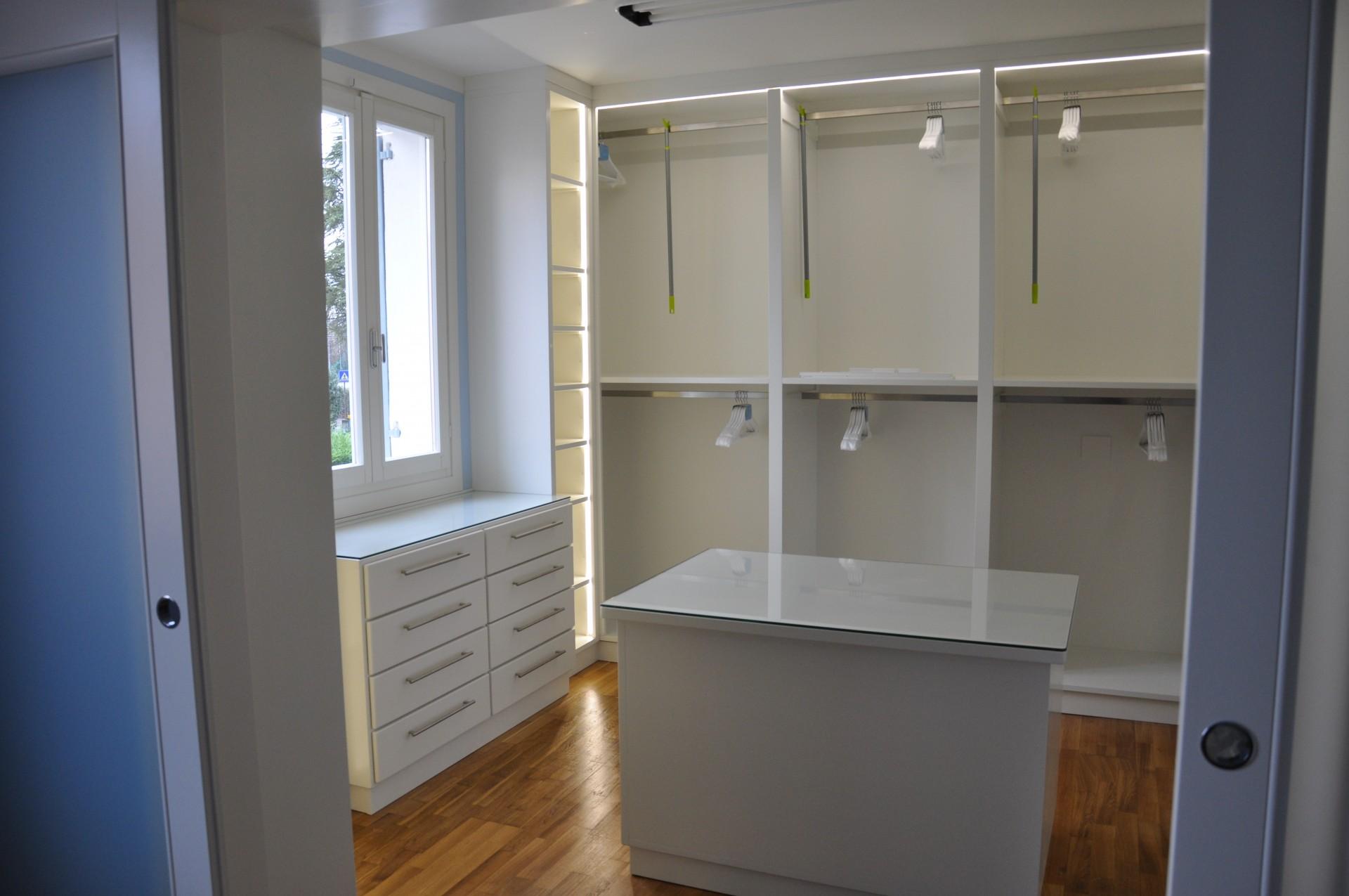 Cabina armadio in legno fadini mobili cerea verona - Mobili cabina armadio ...