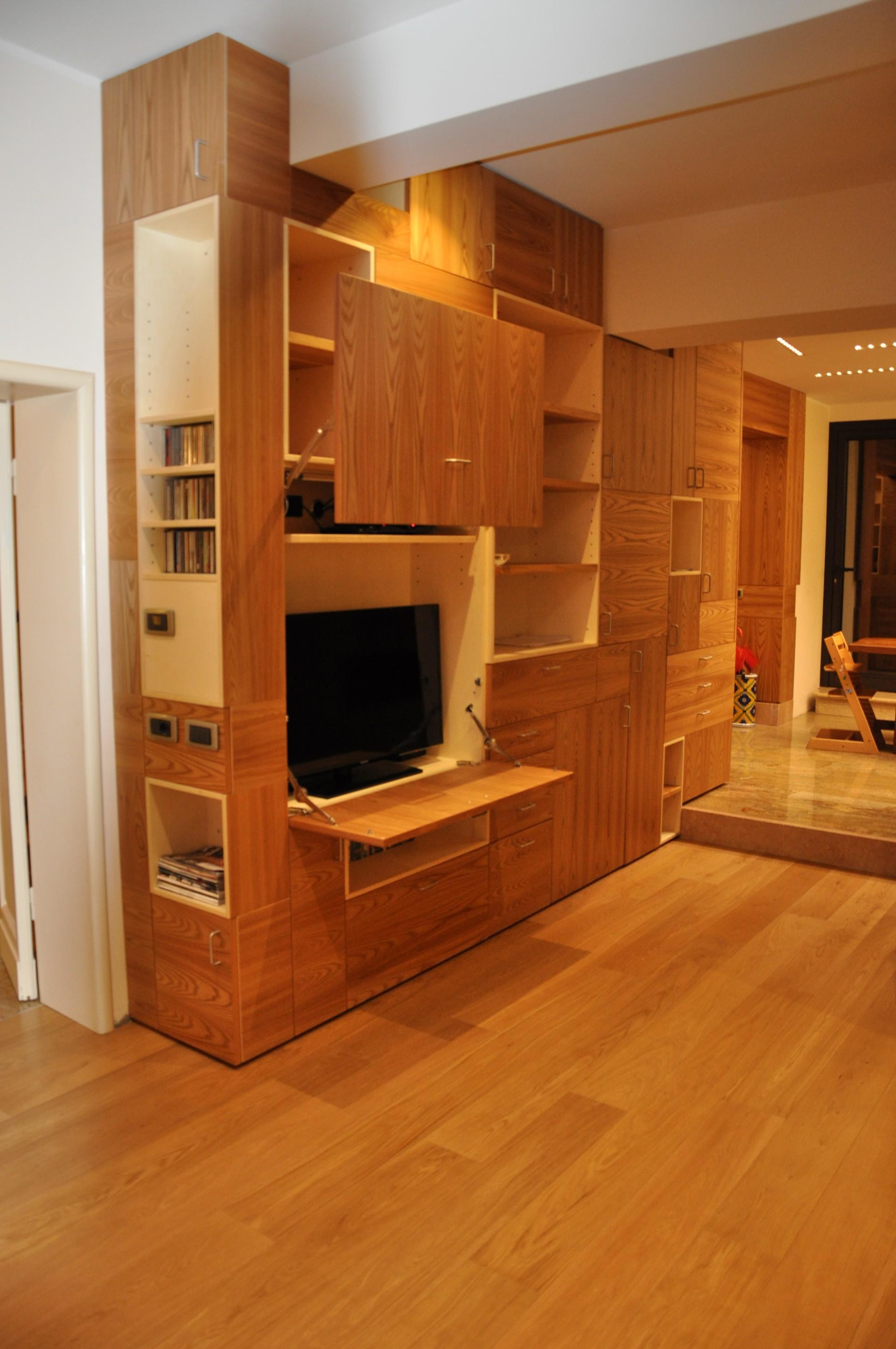 Progettazione arredamenti su misura fadini mobili cerea for Aurora arreda