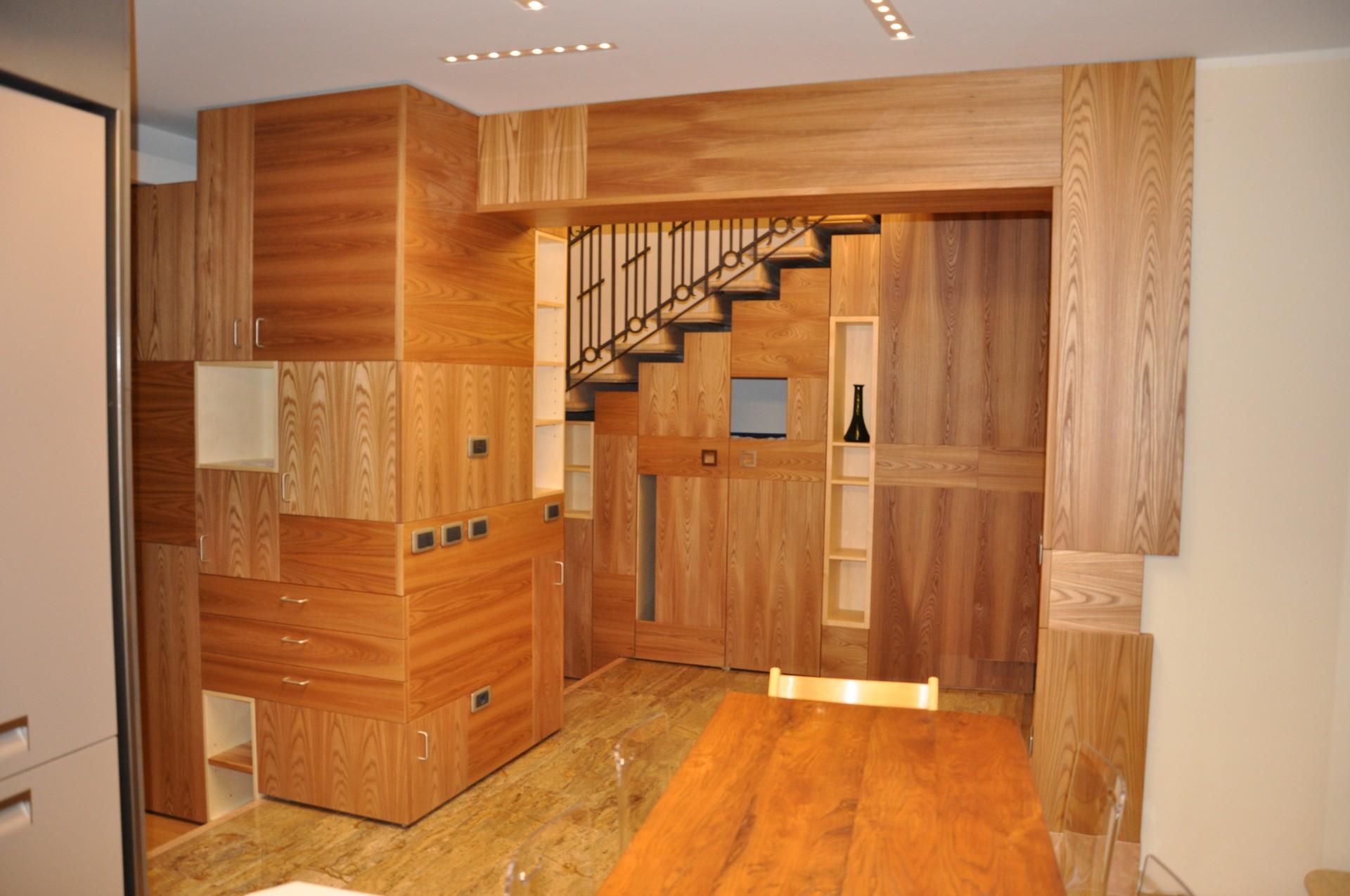 Cucina A Muratura Moderna : Progettazione arredamenti su misura fadini mobili cerea