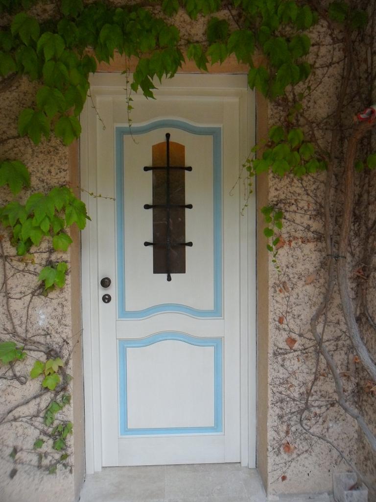 Porte per interni fadini mobili cerea verona - Porte di ferro per esterni ...