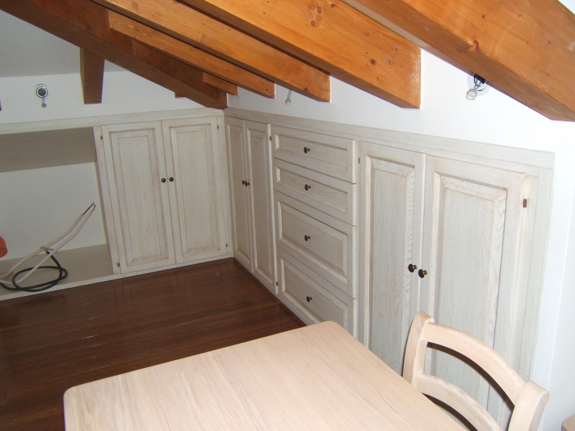 Progettazione arredamenti su misura fadini mobili cerea - Arredamento mansarda ikea ...