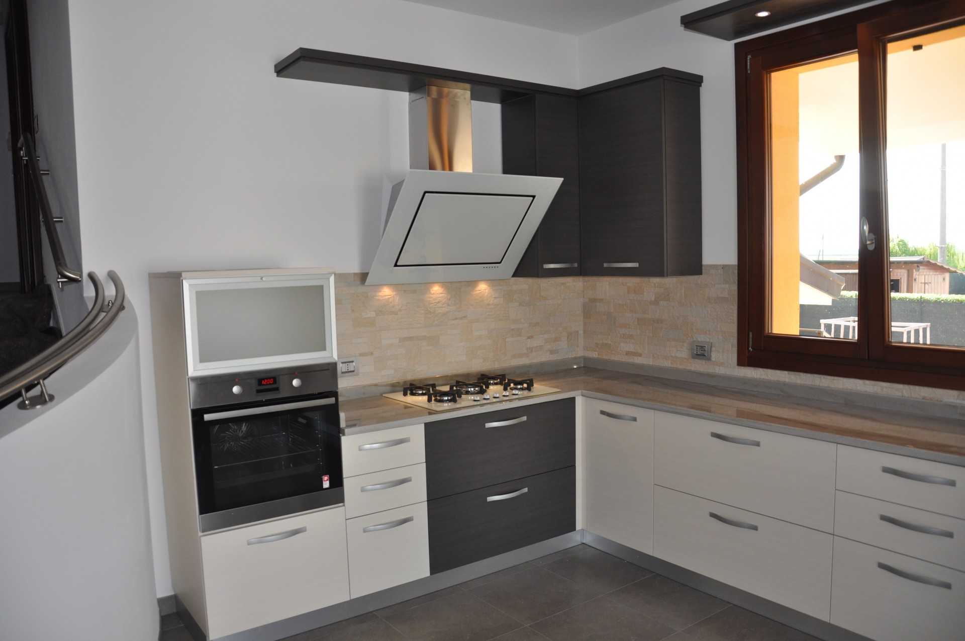 Cucine moderne fadini mobili cerea verona - Colori di cucine moderne ...