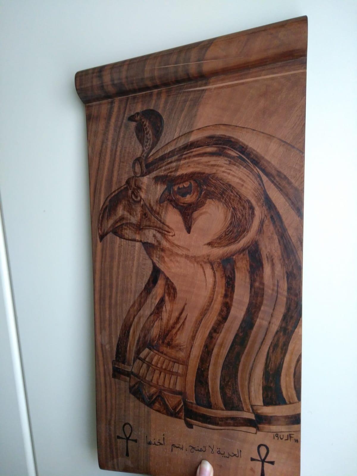 Disegni con pirografo sul legno fadini mobili cerea verona for Disegni mobili