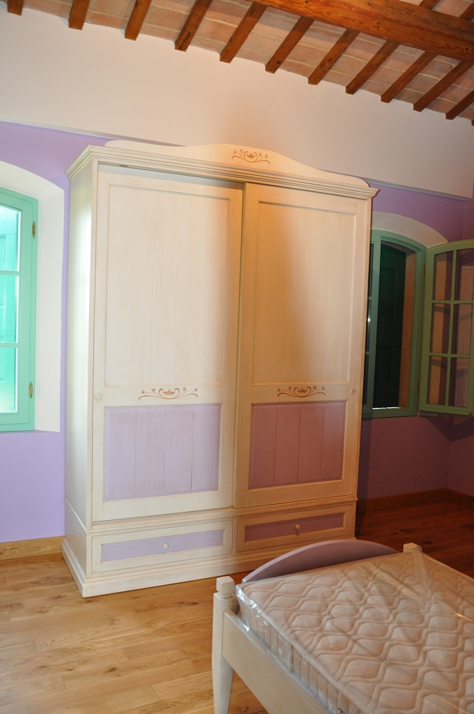 Camere bambino fadini mobili cerea verona - Ante scorrevoli per cabine armadio ...