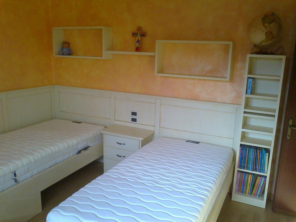 Camere bambino fadini mobili cerea verona - Camera da letto con boiserie ...