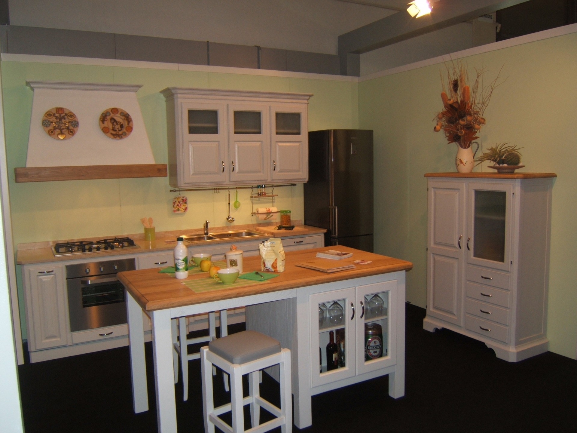 banconi e isole per cucina fadini mobili cerea verona
