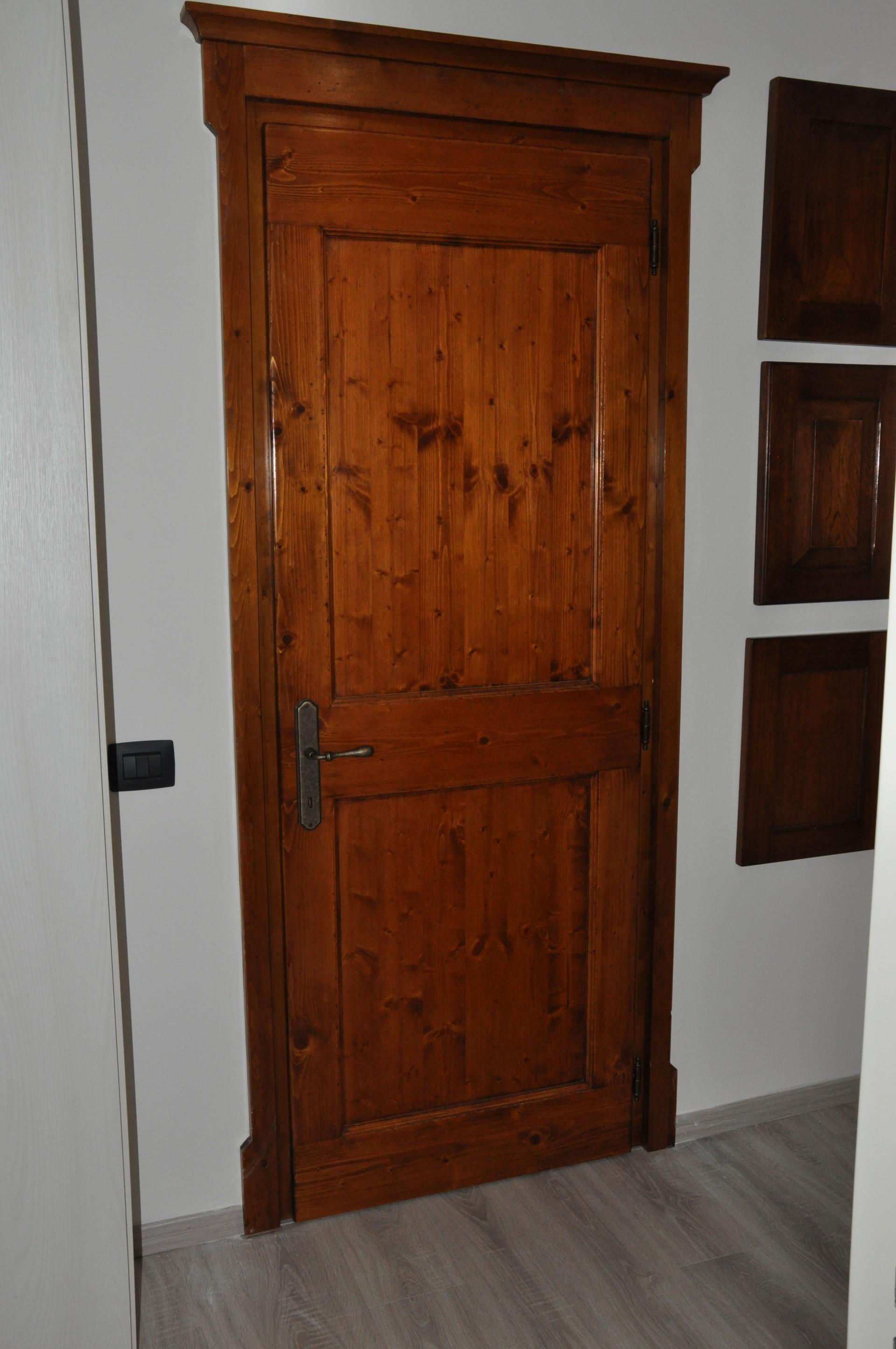 Porte per interno in legno