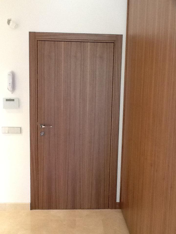 Porte in legno a Savona.