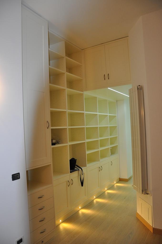 Progettazione arredamenti su misura fadini mobili cerea verona - Mobili da corridoio ...