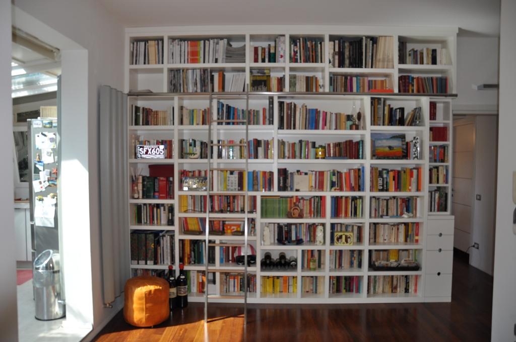 Progettazione arredamenti su misura fadini mobili cerea - Librerie ikea immagini ...