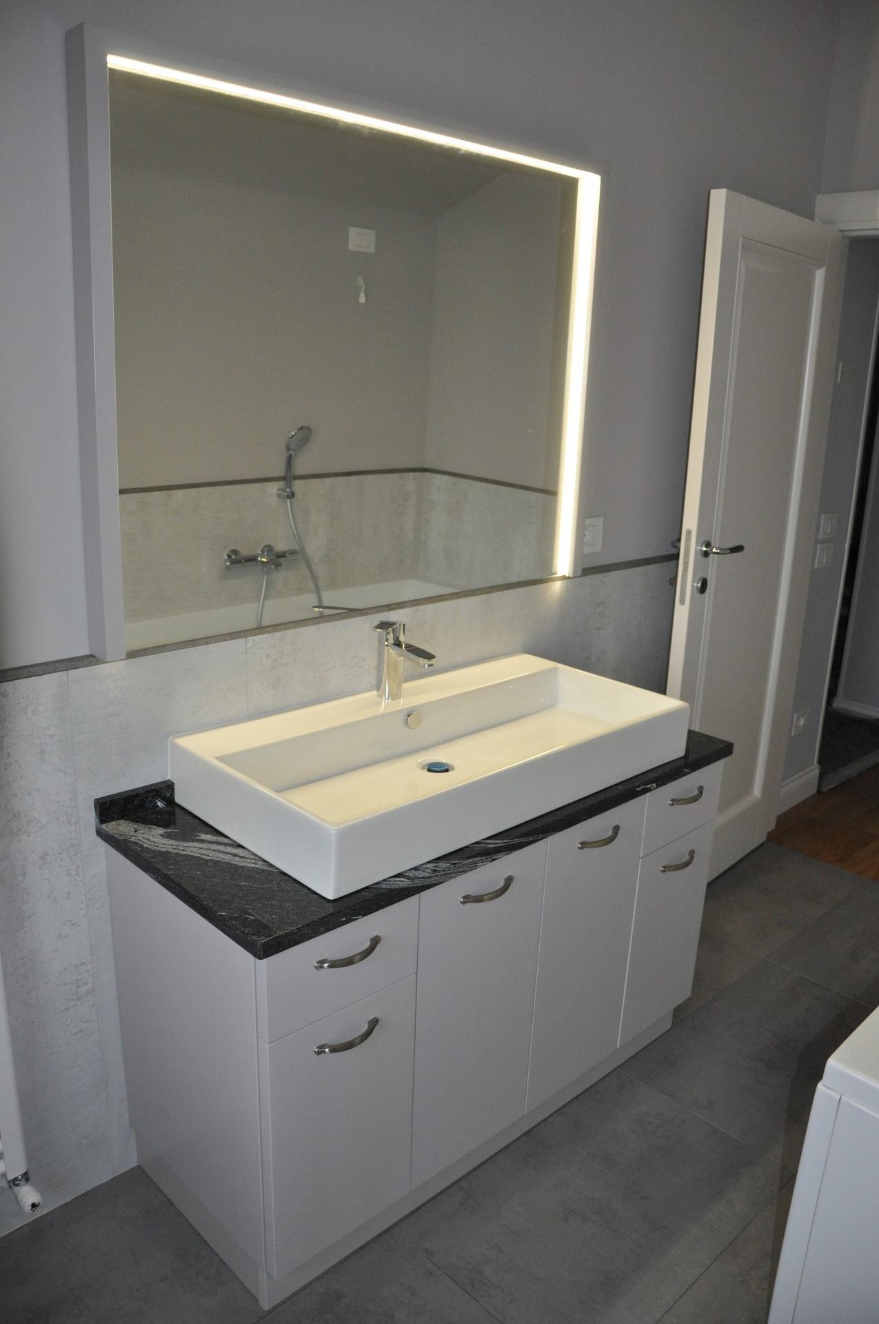 Bagno in muratura moderno lavabo bagno muratura moderno mobile bagno muratura mobile bagno vela - Ikea scaldabagno ...