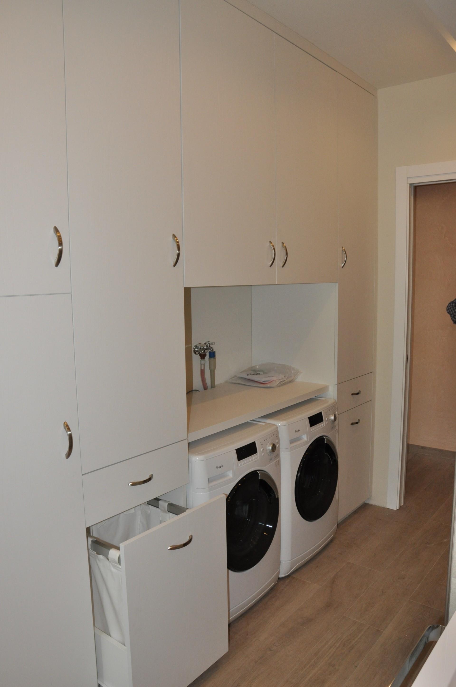 Armadio per lavanderia fadini mobili cerea verona for Armadio x bagno