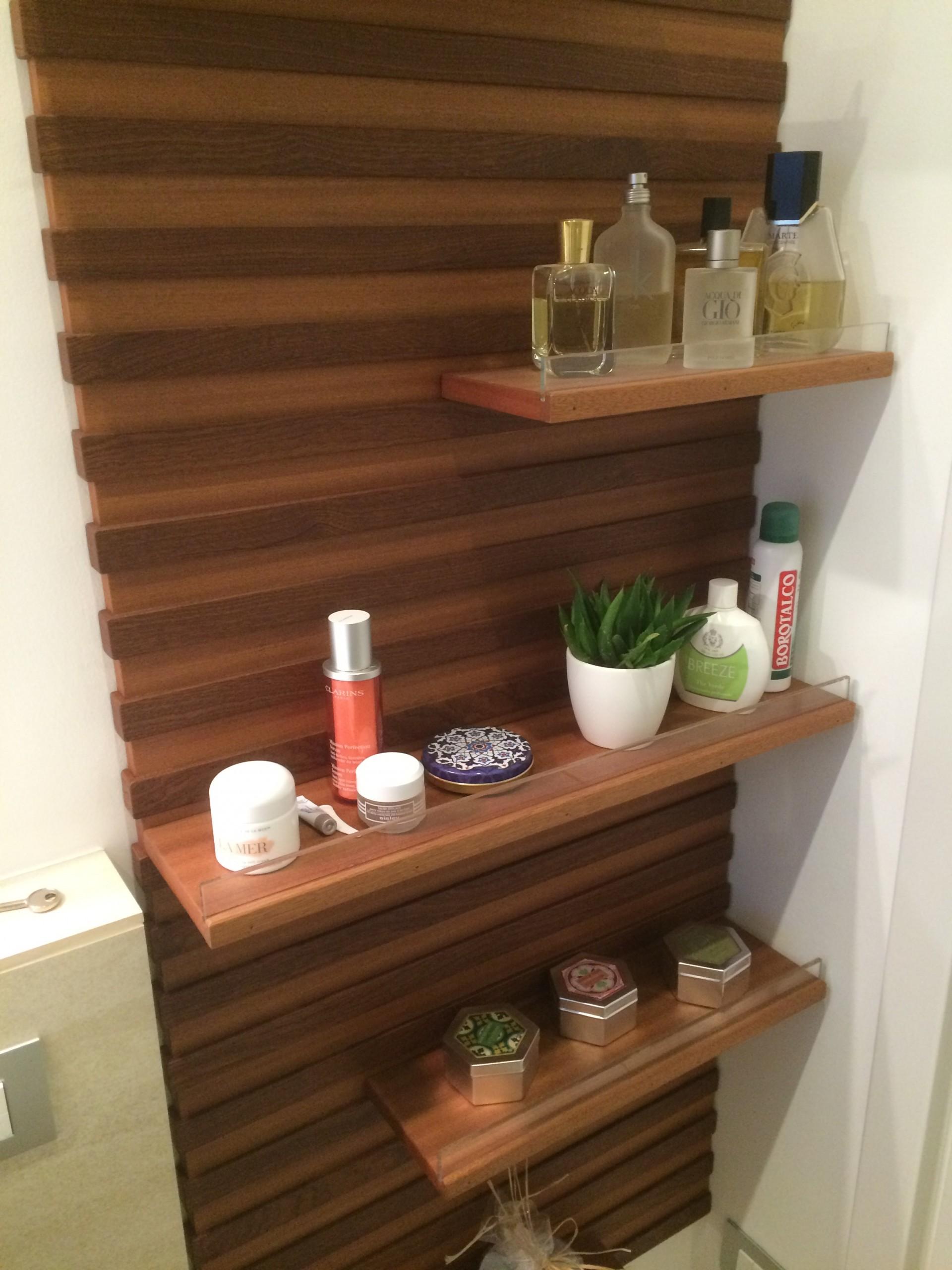 Mobile per il bagno in mogano fadini mobili cerea verona - Prodotti per il bagno ...