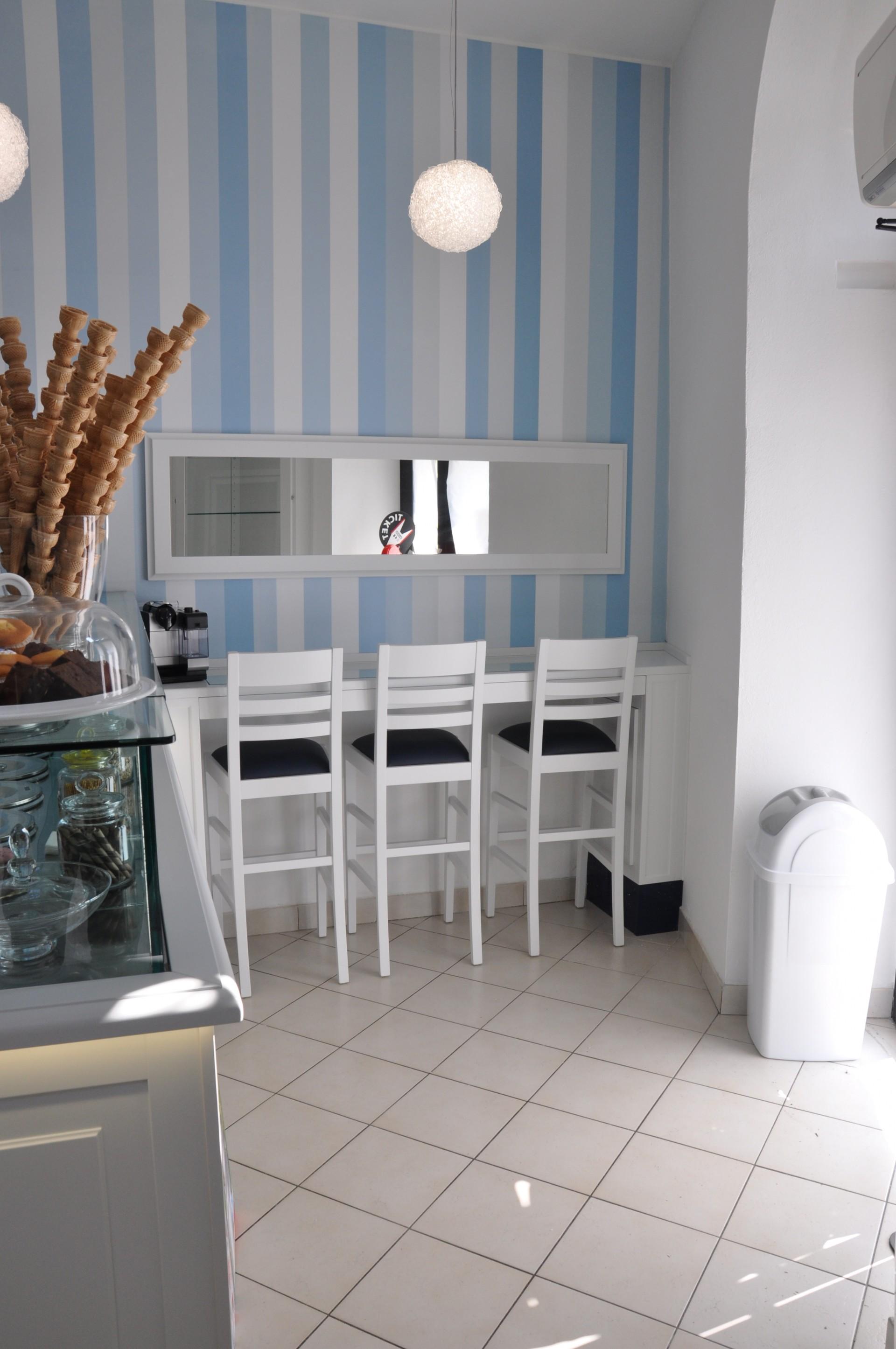 Arredamento per gelateria fadini mobili cerea verona for Negozi di arredamento verona