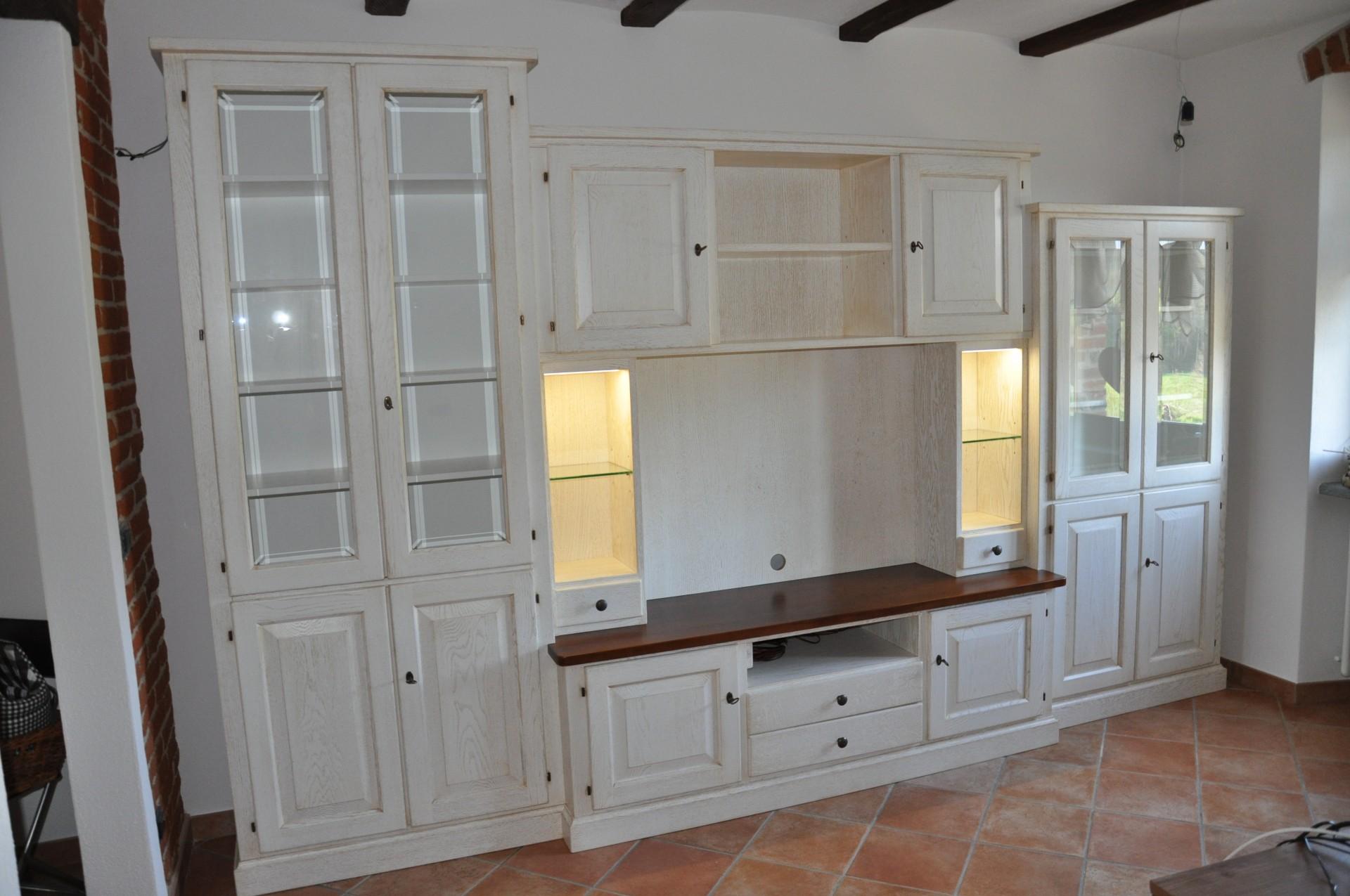Tende moderne camera da letto - Cucine con lavatrice ...