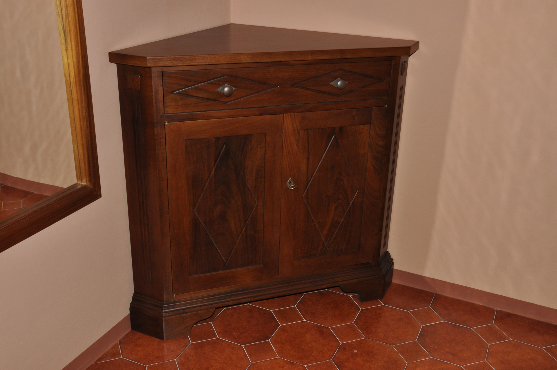 Credenza Angolo Ikea : Mobili in legno per sala fadini cerea verona