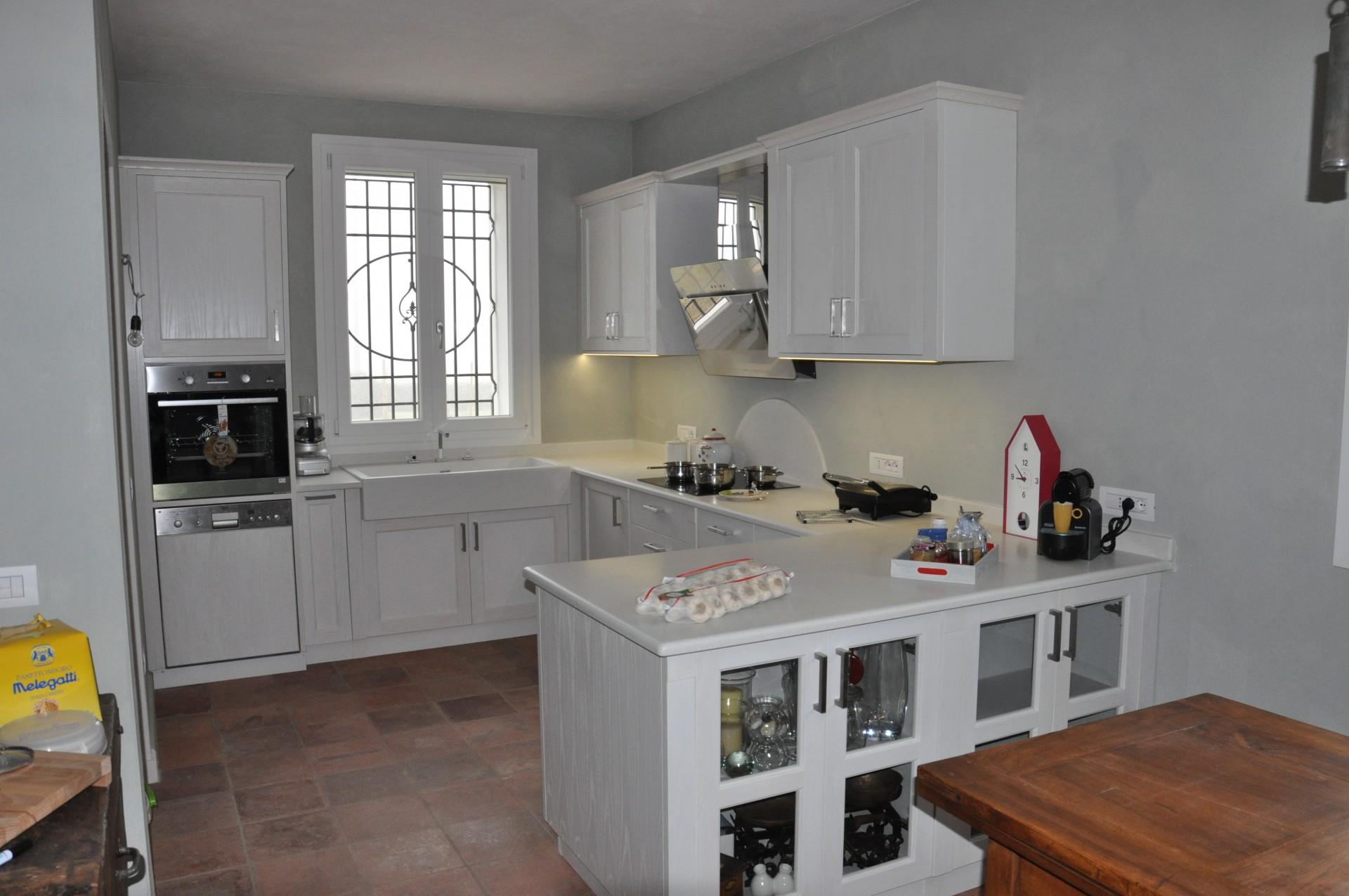 Cucine E Arredamenti Su Misura Cucine Country E Moderne In Legno  #AE901D 1920 1275 Cucine Moderne Di Legno