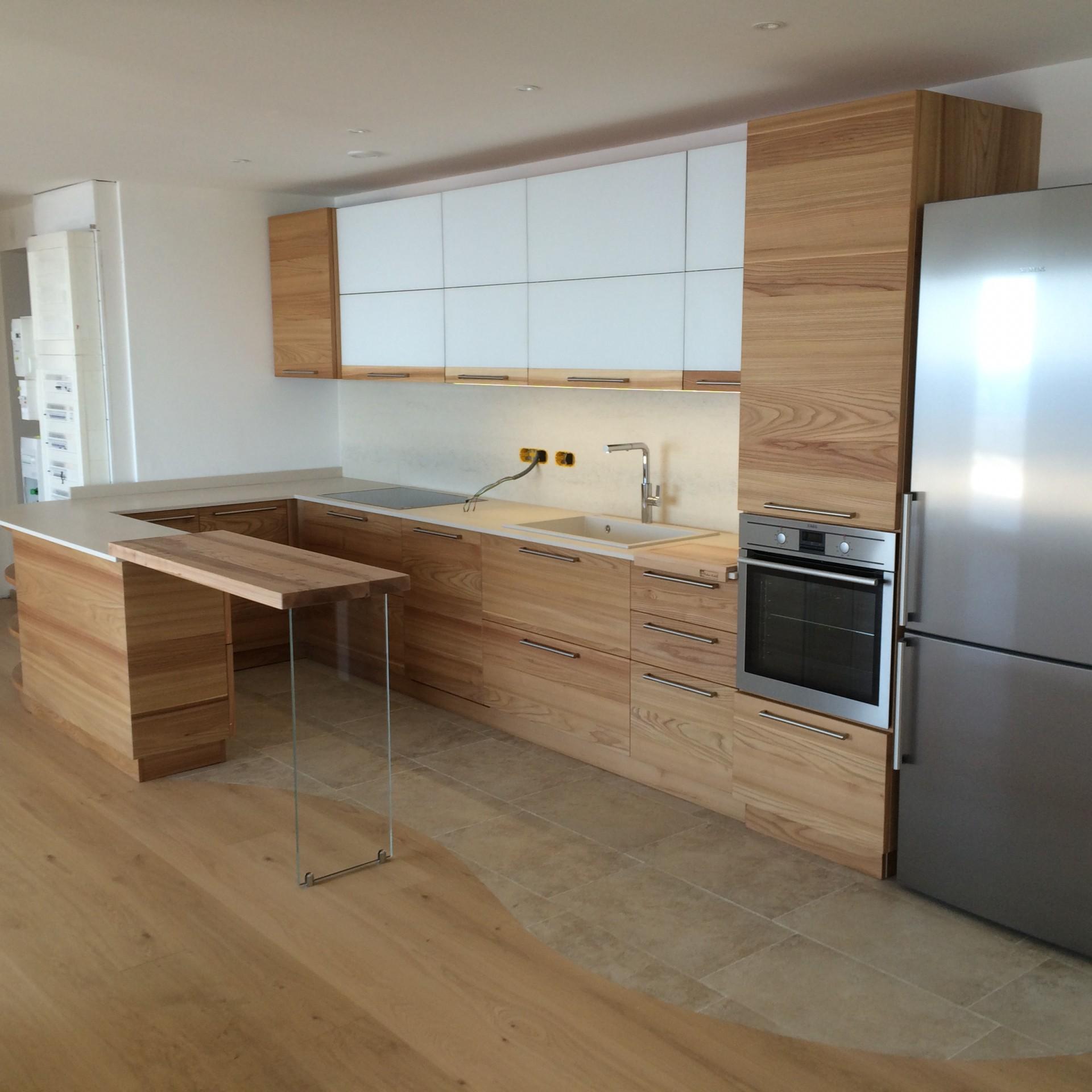 Cucina moderna a modena fadini mobili cerea verona - Cucine moderne in legno naturale ...