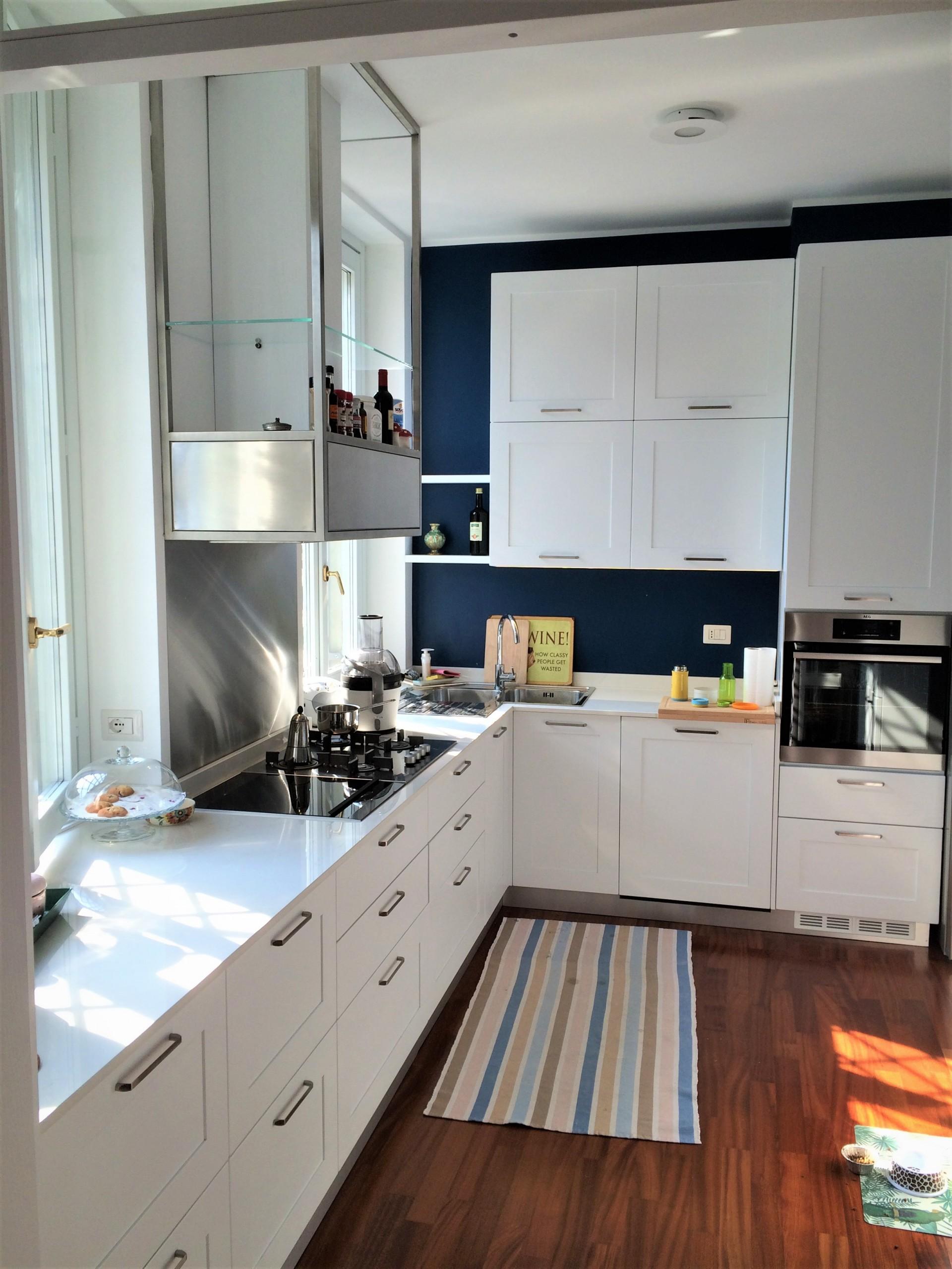 Cucina moderna artigianale