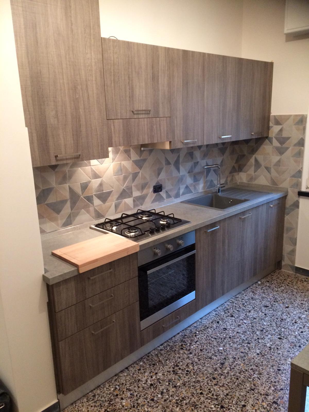 Cucine Moderne Semplici.Cucine Moderne Semplici Art 245 Fadini Mobili Cerea Verona