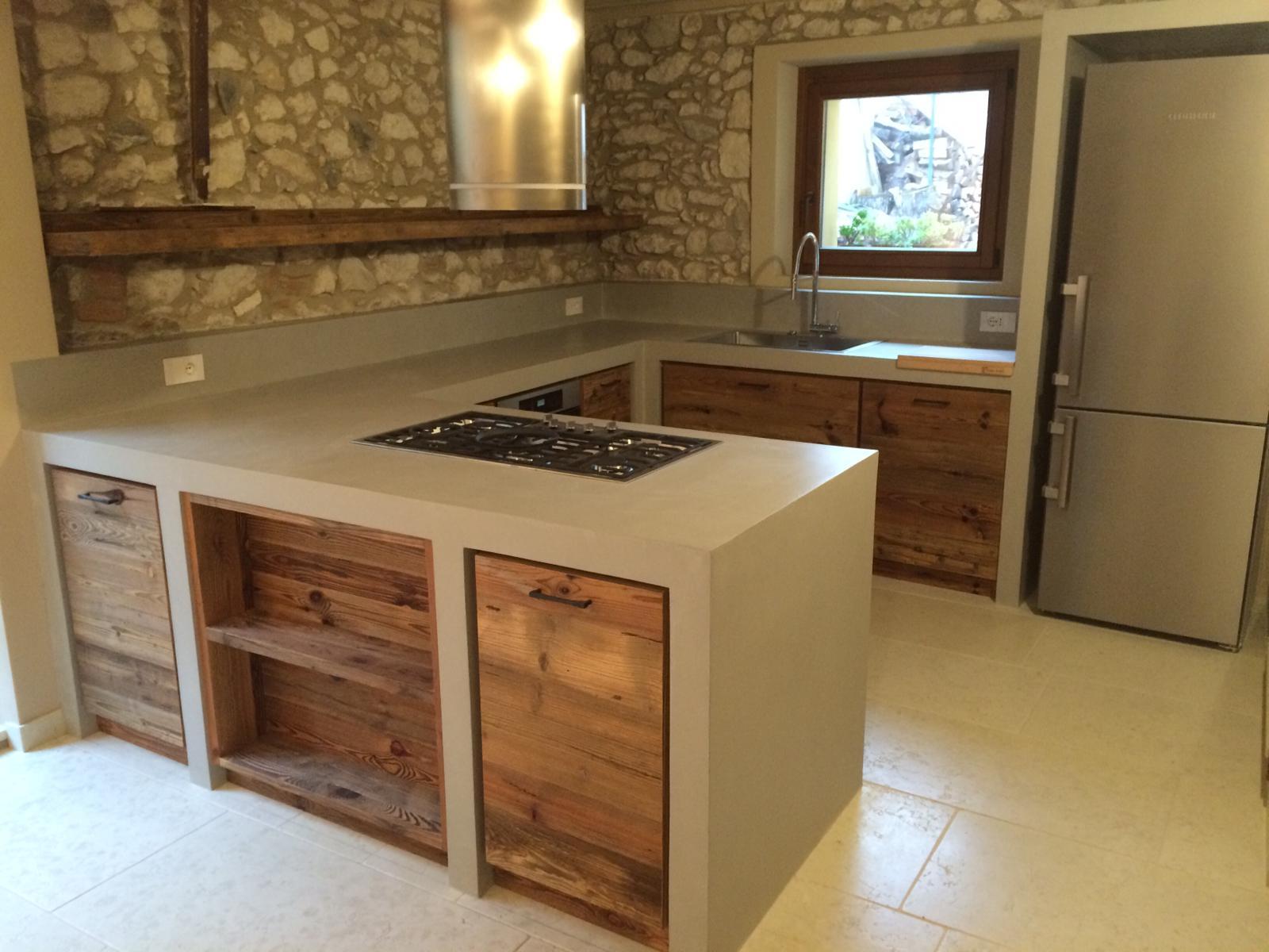 Forno Cucina In Muratura cucina in muratura moderna art. 254 | fadini mobili cerea verona