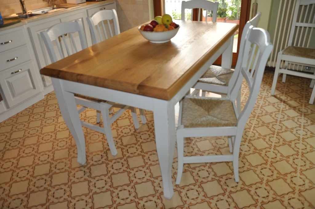 Tavoli su misura fadini mobili cerea verona for Tavoli mobili