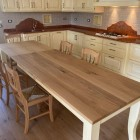 Cucina country laccata shabby