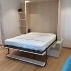 Armadio con letto integrato