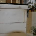 Arredamento in legno per negozio