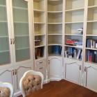 Libreria stile classico.