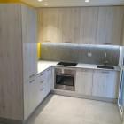 Cucine moderne in legno a Verona