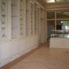 Arredamento per enoteca in legno a Savona