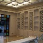 Arredamento per enoteca in legno a Milano