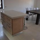 Cucine moderne in legno su misura a Verona
