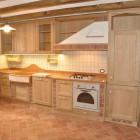Cucine in legno a Verona.