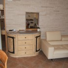 Mobile per sala in legno a Savona