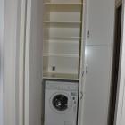 Mobile per lavanderia su misura.