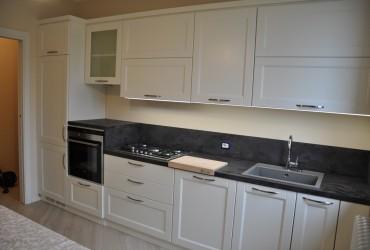 Cucina moderna in legno naturale design