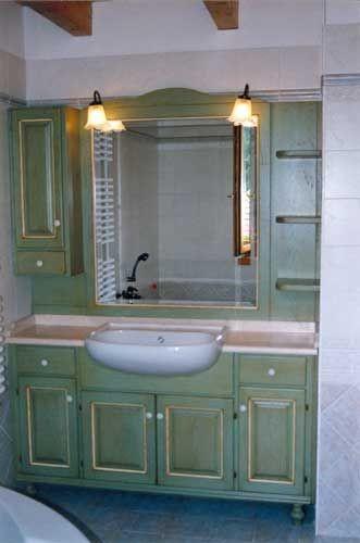 Mobili per bagno e lavanderia su misura fadini mobili cerea verona - Mobili bagno modena ...